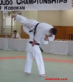 Nage no Kata competition